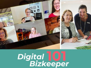 Digital Bizkeeper course for tourism businesses