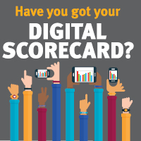 digital scorecard image