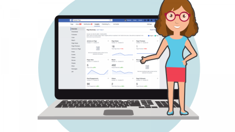 Facebook training – transcripts and video recordings