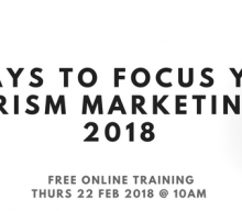 5 Ways to Focus Your Tourism Marketing in 2018