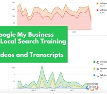 Google My Business training – transcripts and video recordings