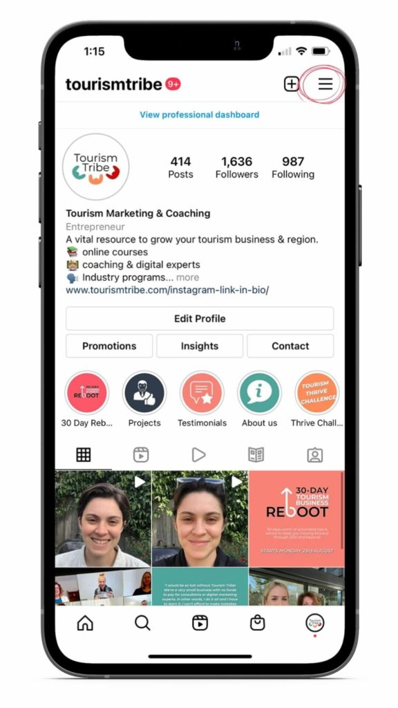 Instagram Insights explained