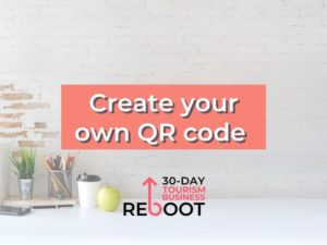 we teach you how to use QR codes