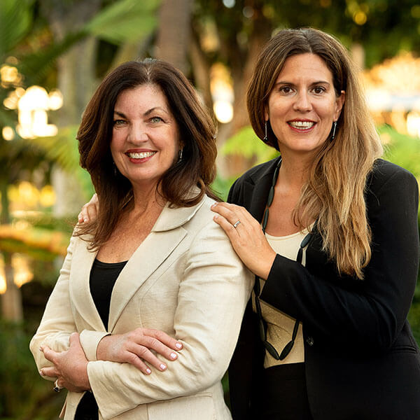 Liz and Fab - Founders