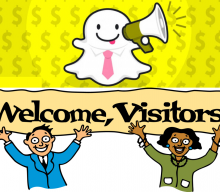 5 ways to engage visitors with Snapchat