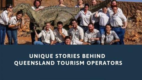 Unique 'behind the scene stories' of the Best Queensland Tourism Businesses