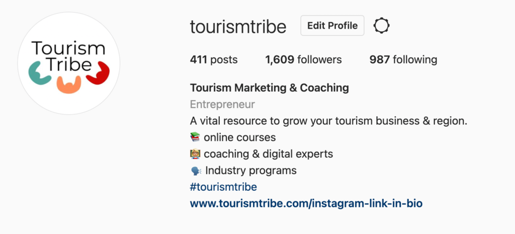 Learn how to update your Instagram bio