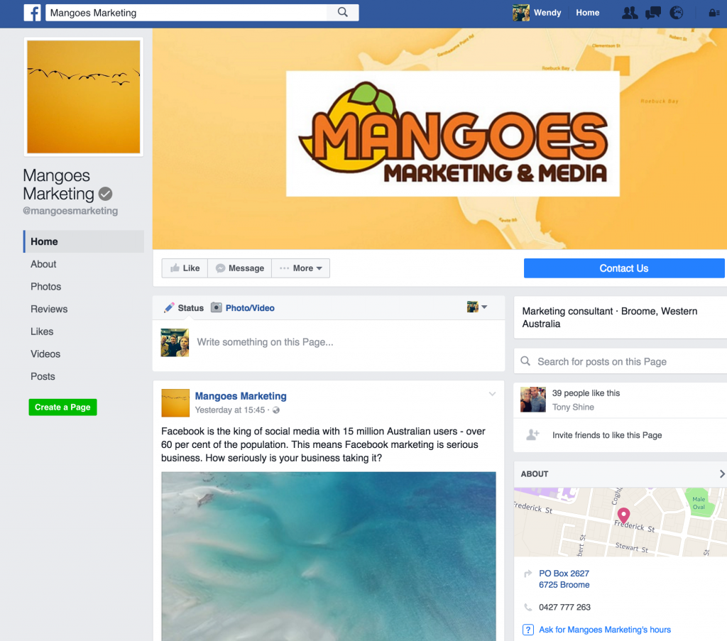 Mangoes Marketing