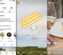 Instagram Stories Training – Video recording