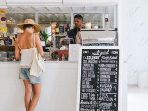tourism and pricing distribution, tourism cafe, tourism cafe prices